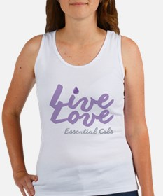 Live Love Essential Oils Tank Top
