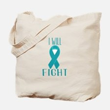 I Will Fight Tote Bag