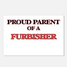 Proud Parent of a Furbish Postcards (Package of 8)