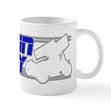 Gettin Dirty Blue/Grey Mug