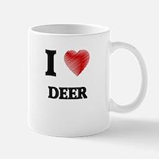 I love Deer Mugs