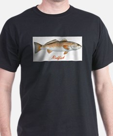 Cute Red fish tail T-Shirt