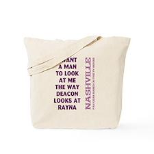 I WANT A MAN... Tote Bag
