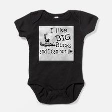 Funny Funny men Baby Bodysuit