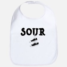Sour Shoes Howard Stern Bib