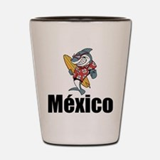 México Shot Glass