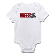Gettin Dirty Infant Bodysuit