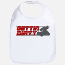 Gettin Dirty Bib