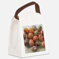 Cute Ukrainian Canvas Lunch Bag