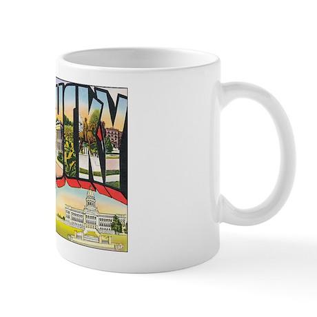 Kentucky Postcard Mug