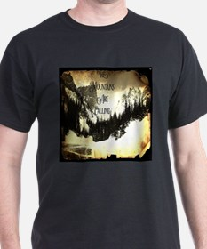 vintage mountains are calling T-Shirt