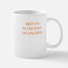 brevity Mugs