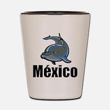 México Shot Glass