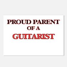 Proud Parent of a Guitari Postcards (Package of 8)