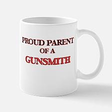 Proud Parent of a Gunsmith Mugs