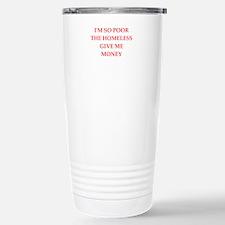 poor Travel Mug
