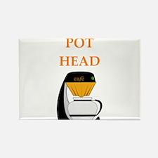 pot head Magnets