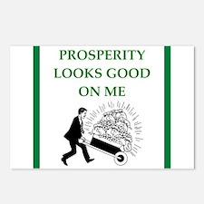 prosperity Postcards (Package of 8)