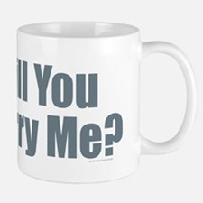 Will You Marry Me Mugs