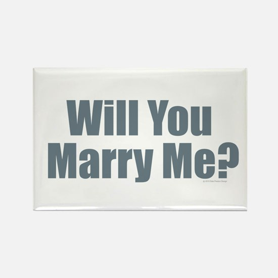 Will You Marry Me Magnets