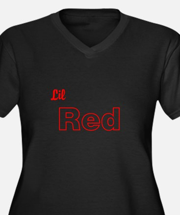 Lil Red 3 Plus Size T-Shirt