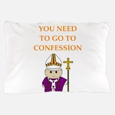 confession Pillow Case