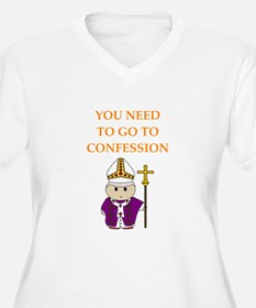 confession Plus Size T-Shirt