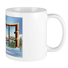 Maine Postcard Coffee Mug