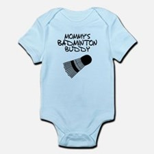 Mommys Badminton Buddy Body Suit
