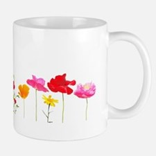 wild meadow flowers Mugs