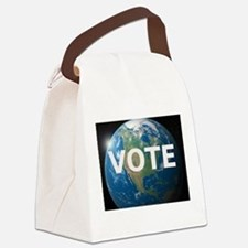 EARTHVOTE Canvas Lunch Bag