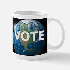 EARTHVOTE Mug
