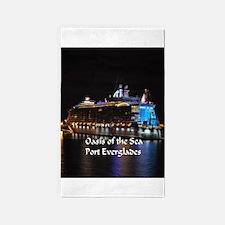 Oasis Of The Seas Area Rug