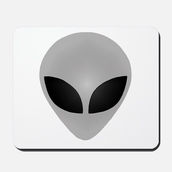 Alien Head Mousepad