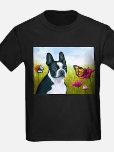 Dog 134 Boston Terrier T-Shirt