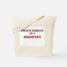 Proud Parent of a Magician Tote Bag