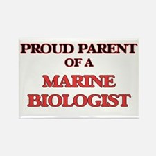 Proud Parent of a Marine Biologist Magnets