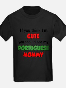 Cute Portugal girl T