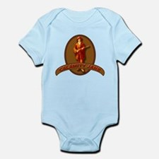 Calamity Jane Wild West Hero Infant Bodysuit