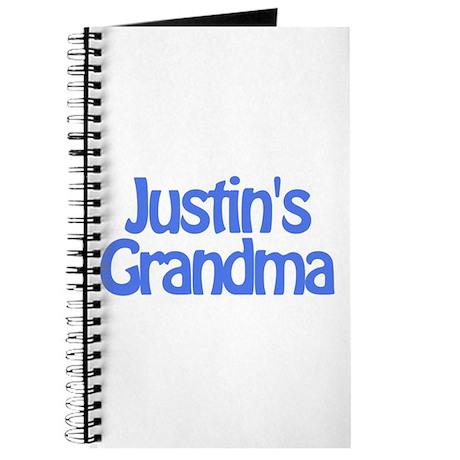 Justin's Grandma Journal