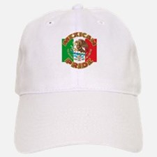 Mexican Pride With Mexico Flag Cap