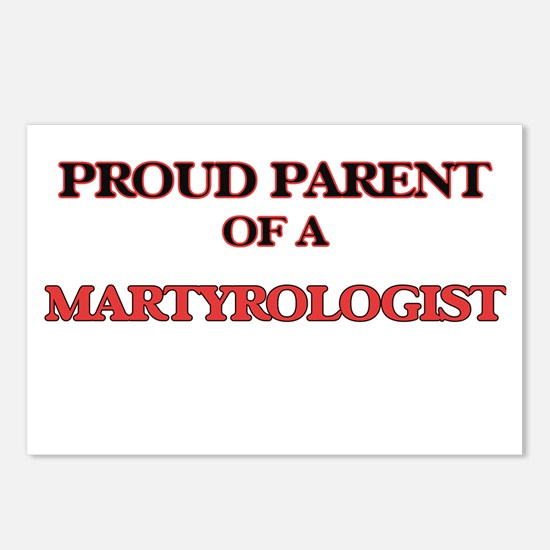 Proud Parent of a Martyro Postcards (Package of 8)