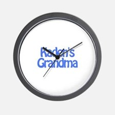 Kaden's Grandma Wall Clock