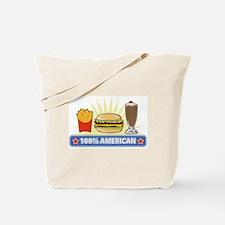 Cute Junkfood Tote Bag