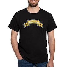 VA - Scroll - Medical Center - Dallas T-Shirt