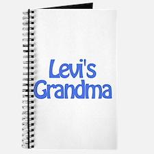 Levi's Grandma Journal