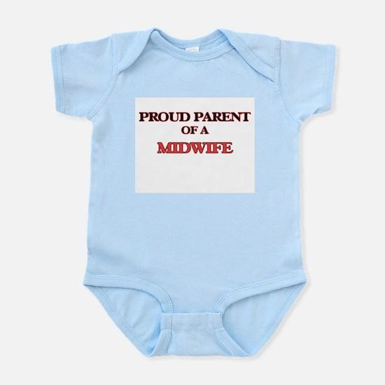 Proud Parent of a Midwife Body Suit