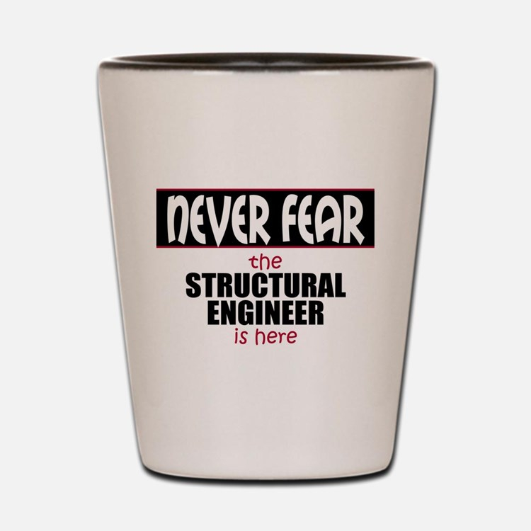 Structural Engineer Shot Glasses Buy Personalized