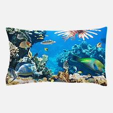 Tropical Fish Pillow Case