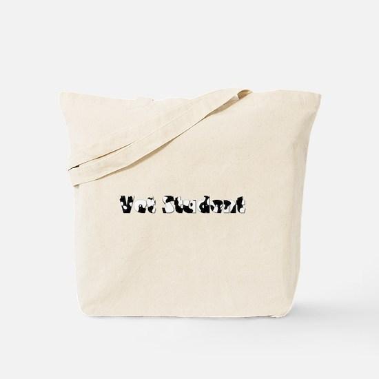Unique Pre vet Tote Bag